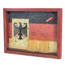 Quadro porta tampinhas- Deutsch Bier