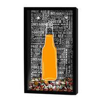 Quadro porta-tampinhas - Estilos de cerveja