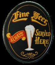 Quadros em Madeira - Fine Beer