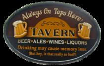 Quadros em Madeira com Relevo - Tavern