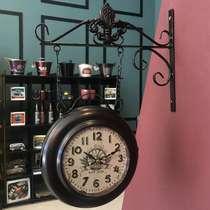 Relógio estação 1879 - 24 cm de diâmetro