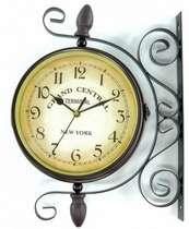 Relógio tipo Estação Grand Central - 38 cm