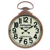 Relógio de Parede Metal 6260 - Mart Collection 70 cm
