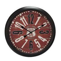 Relógio Parede Metal - Highway 62 cm