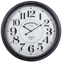Relógio Parede Metal - Kensington Station 60 cm