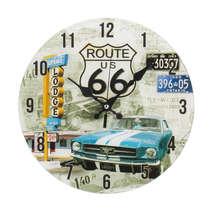 Relógio Parede Vidro - 66
