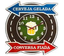 Relógio - Conversa Fiada B - 38cm