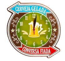 Relógio - Conversa Fiada Chopp - 38cm