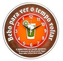 Relógio - Tempo Voltar - 38 cm