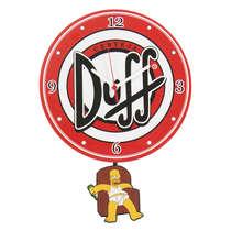 Relógio com Pêndulo - Duff