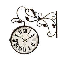 Relógio de Parede Estação - Dupla Face - Paris 1879