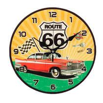 Relógio Parede Vidro - The Route 31 cm