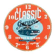 Relógio para mesa de vidro - Classic - 17 cm