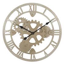 Relógio de parede Metal - Europeu