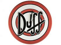Relógio em MDF - Duff - 28 cm de diâmetro