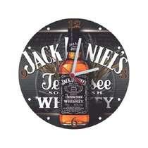 Relógio em MDF - Jack Daniel´s