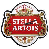 Relógio em MDF - Stella Artois