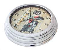 Relógio em Metal - Route 66 - 40cm