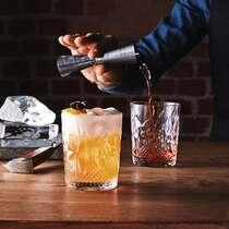 Kit 6 copos para destilados Stone 390 ml - Bormioli Rocco