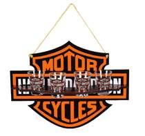 Suporte para copos de Shot - Harley Davidson - Copos de Vidro