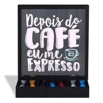 Suporte para Cápsulas de Café Nespresso - Eu me expresso