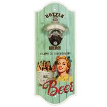 Abridor de garrafa de parede - Bucket