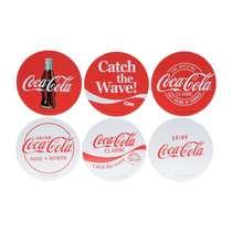 Conjunto de Porta Copos - Coca-Cola Classic - 6 peças