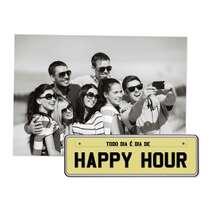 Super Imã p/ Geladeira, Frigobar e Murais - Happy Hour