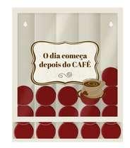 Suporte para Cápsulas de Café Universal- Depois do Café R$ 165,00