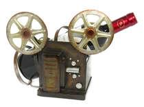 Suporte para Garrafa - Projetor de Filmes