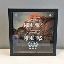 Suporte para parede - Momentos e Memórias