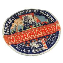 Tabua redonda para frios - Normandy