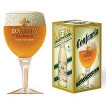 Taça cerveja Bohemia Confraria 430ml