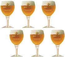 Taça para cerveja Bohemia confraria 430ml - 6 unid