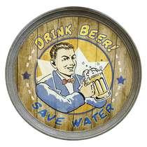 Tampa MDF Drink Beer - 39 cm