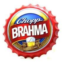 Tampa Metal Brahma - 40 cm