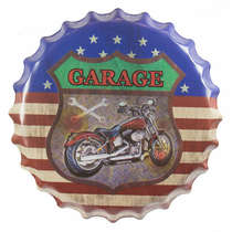 Tampa Metal Garage - 40 cm