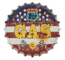 Tampa Metal Gas - 40 cm