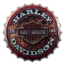 Tampa Metal Harley Davidson 40 cm