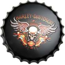 Tampa Metal Harley Davidson Biker 40 cm