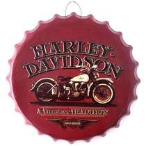 Tampa Metal Harley Davidson Tradition 40 cm