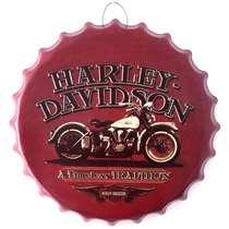 Tampa Metal Harley Davidson Tradition 40 cm