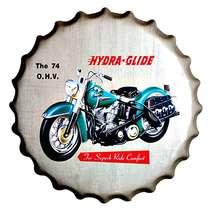 Tampa Metal Hydra-Glide - 40 cm