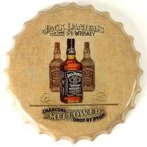 Tampa Metal Jack Daniel´s 40 cm
