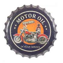 Tampa Metal Motor Oil  - 40 cm