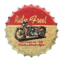 Tampa Metal Ride Free - 40 cm