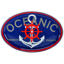 Travessa oval - Grande - Oceanic