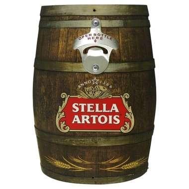 Abridor de Garrafa Barril - Stella Artois