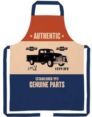 Avental - Authentic Chevrolet
