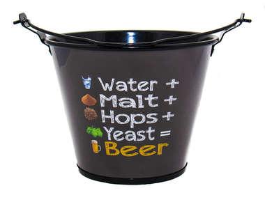 Balde para cerveja Linha Beers - Coleção Nova